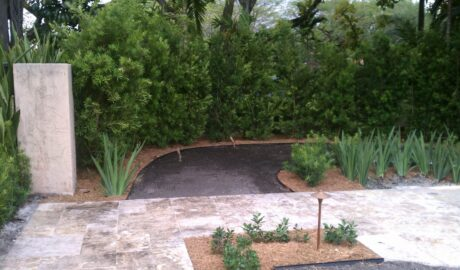 Cortada Landscape Design | Coral Gables Residential Landscaping Project