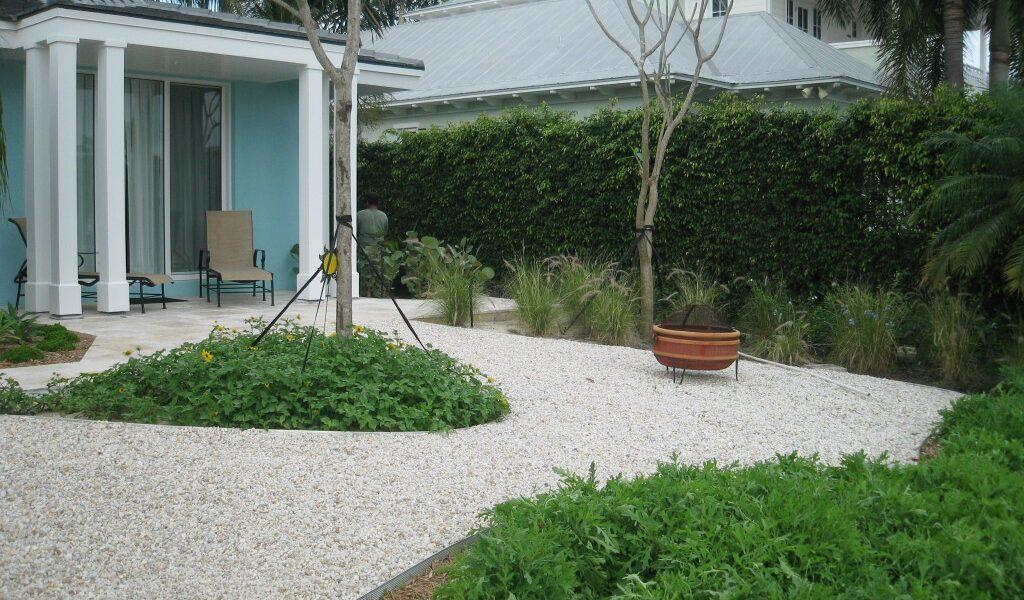 Cortada Landscape Design | Miami Beach Residential Landscaping Project