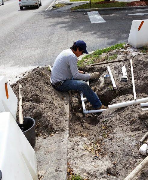Cortada Landscape Design | Sprinkler Systen Design and Installation | Miami, FL