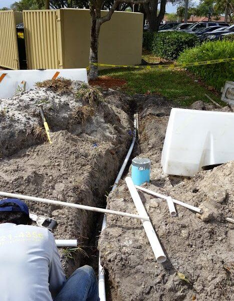 Cortada Landscape Design   Sprinkler Systen Design and Installation   Miami, FL