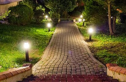Energy-Efficient Landscape Lighting - Green Illumination for Your Home